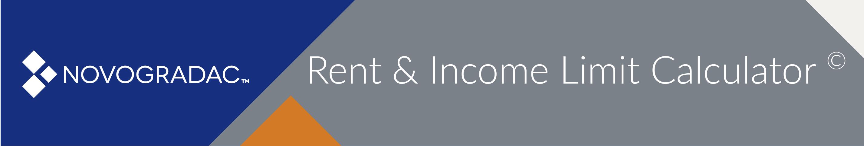 Novogradac Company Llp Rent Income Limit Calculator